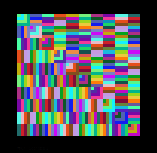 Moving Art - Animation of Geometric Art